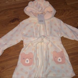 0-9 month babygirl robe